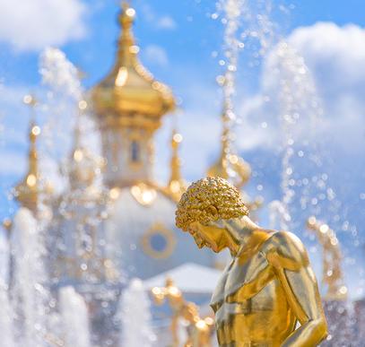 St. Petersburg zum Kennenlernen