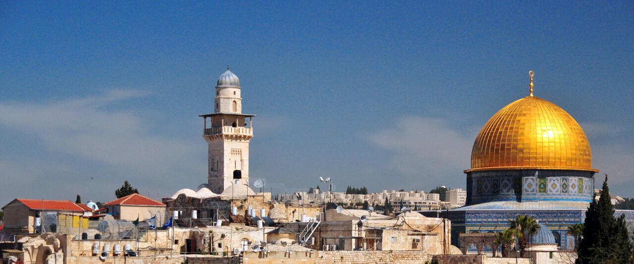 Zwischen Schabatmahl und Beduinenküche