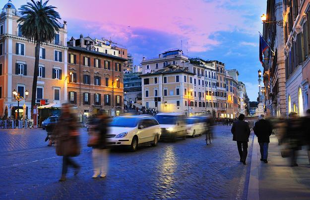 Rom ─ Stadt mit Herz