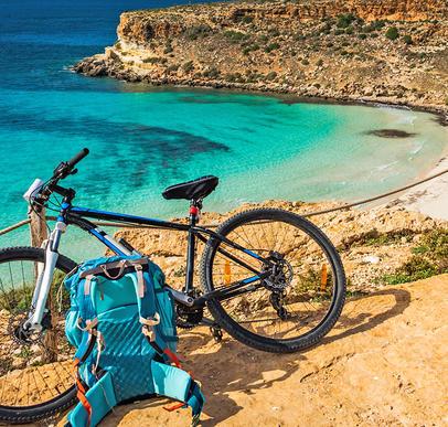 Mit dem E-Bike durch Sardiniens Norden