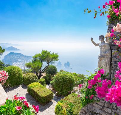 Den Golf von Neapel umfassend entdecken