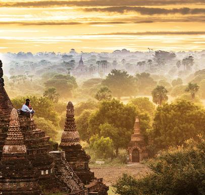 Südostasiens schönste Tempelstädte (2019)