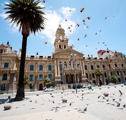 Namibia und Südafrika kombiniert