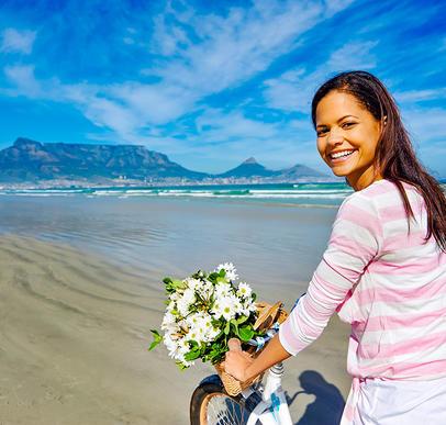 Südafrika mit dem Rad erleben