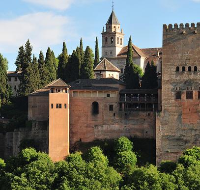 Malerisches Andalusien