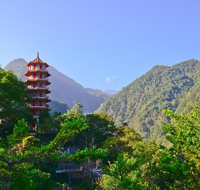 Naturparadies Taiwan