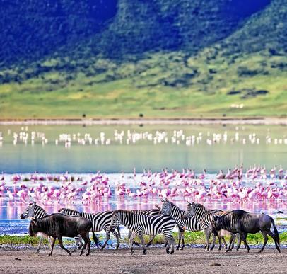 Tansania und Sansibar