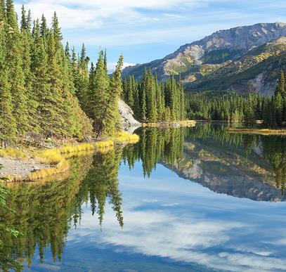 Glanzlichter Yukon & Alaska