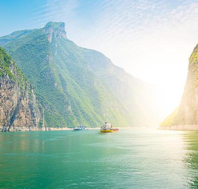 China mit Yangtze