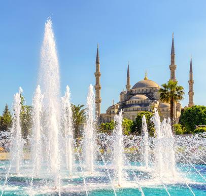 Höhepunkte der Westtürkei
